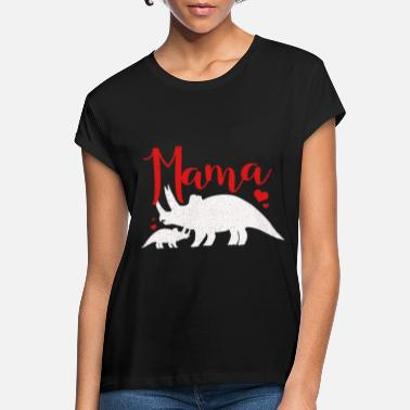 Triceratops Triceratops - Frauen Oversize T-Shirt
