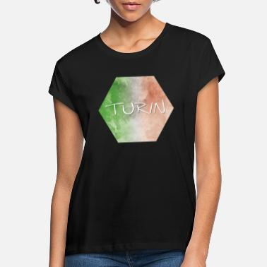 Turin Turin - Women's Loose Fit T-Shirt