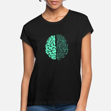 Intelligence Artificial intelligence t-shirt✅ - Women's Loose Fit T-Shirt