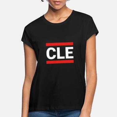 Cleveland Browns Cleveland Sports T-Shirt, Cleveland Apparel Gift - Women's Loose Fit T-Shirt