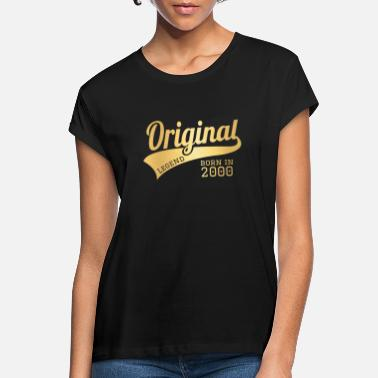 Present 2000 Present Bday Birthday Present Gift - Women's Loose Fit T-Shirt