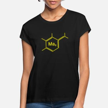 Online chemical mama - Frauen Oversize T-Shirt