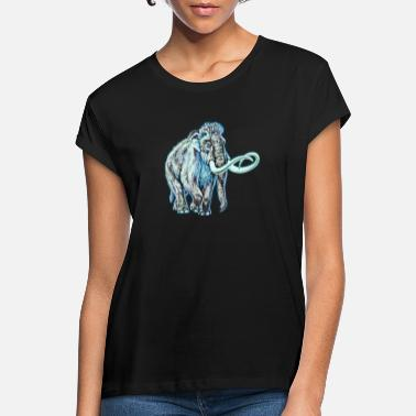 Primal Mammoth elephant primal time - Women's Loose Fit T-Shirt