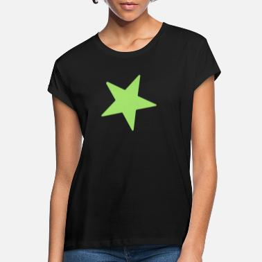 Celestial Bodies Star Star Celestial Body Gift - Women's Loose Fit T-Shirt