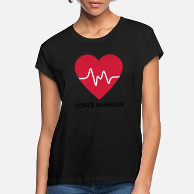 Harbour Heart Coffs Harbour - Women's Loose Fit T-Shirt