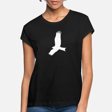 Vogel Bird - Frauen Oversize T-Shirt