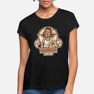 The Dude The Dude - T-shirt oversize Femme
