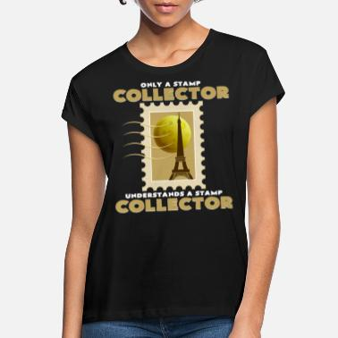 Stamp Collecting Stamp collection - Women's Loose Fit T-Shirt
