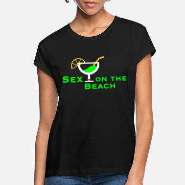 Sex On The Beach Sex on the Beach - Cocktail - Maglietta larga donna