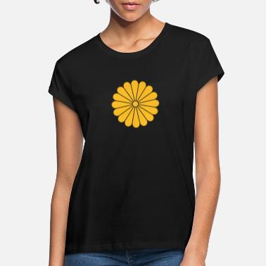 Fleur chrysanthemum - Women's Loose Fit T-Shirt