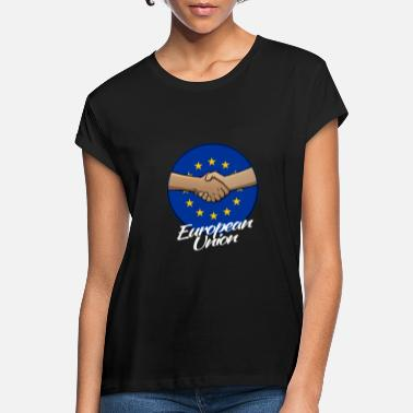 Estonia EU European Union Europe Cohesion Euro - Women's Loose Fit T-Shirt