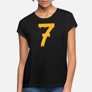 Luck lucky number seven - Women's Loose Fit T-Shirt
