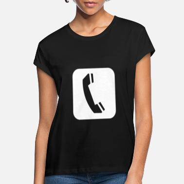Handset Telephone handset icon - Women's Loose Fit T-Shirt