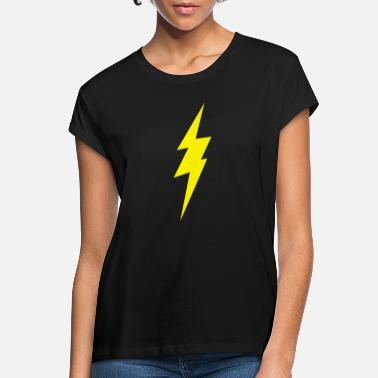 Lightning lightning bolt - Women's Loose Fit T-Shirt