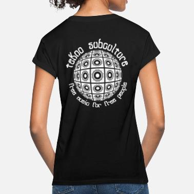 Subculture Tekno subculture - Women's Loose Fit T-Shirt