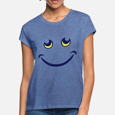 9c49f3f9d2ac0 Eyes Smiley smile smiley eye 802 - Women  39 s Loose Fit ...