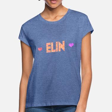 fe6a7bfc Elin Elin - Women's Loose Fit T-Shirt