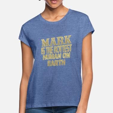 Mark mark - Women's Loose Fit T-Shirt