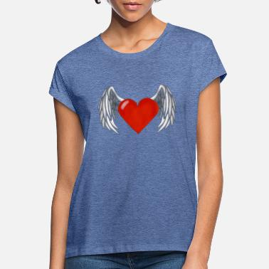heart - Women's Loose Fit T-Shirt