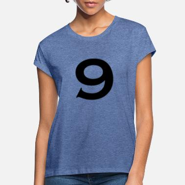 9 9 - Women's Loose Fit T-Shirt