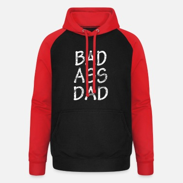 Fathers Father's Day - Unisex Baseball Hoodie
