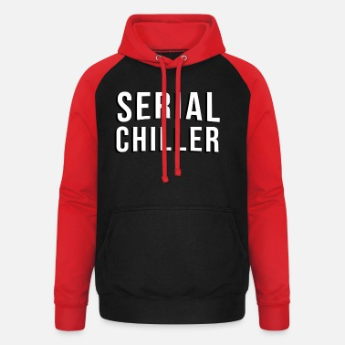serial chiller movie - Unisex Baseball Hoodie