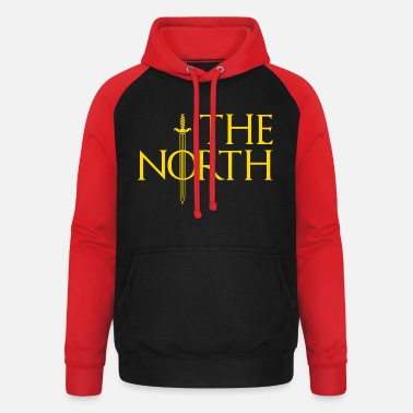 North The North - Unisex Baseball Hoodie