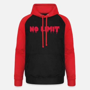No Limit No Limit - Unisex baseball huppari