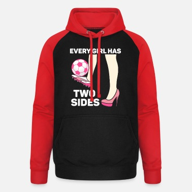 Girl Shoes Soccer Kickschuhe Girls Shoes Women Gift - Unisex Baseball Hoodie