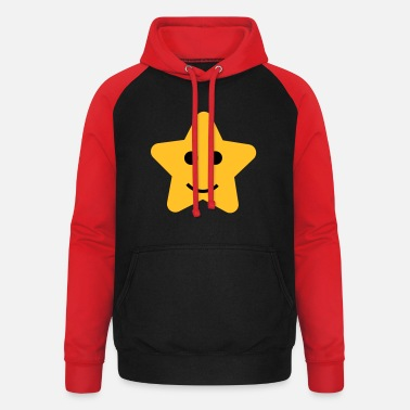 Laughing Star - Unisex baseball huppari