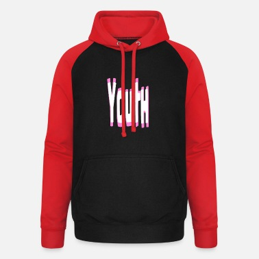 Youth youth - Unisex Baseball Hoodie