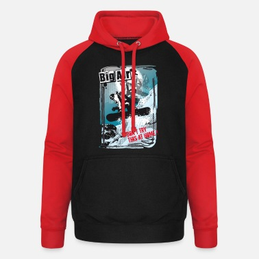 Big Air Big air - Unisex Baseball Hoodie