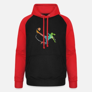 Female soccer female uk - Unisex Baseball Hoodie
