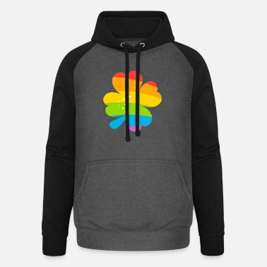 Lucky Charm LUCKY CHARMS - Unisex Baseball Hoodie