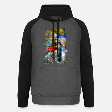 Tain Wait for the tain 2 - Unisex Baseball Hoodie