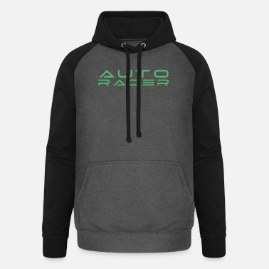 Best Racer Racer Racing Car Racer Racing Racer - Unisex Baseball Hoodie