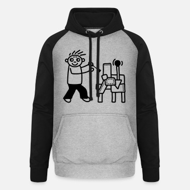 Bimote Mechanical Engineer - Unisex Baseball Hoodie