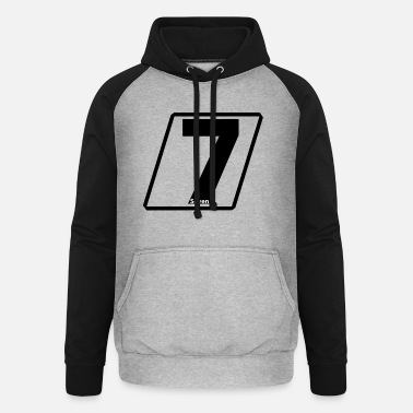 App Seven T Shirt Collection by Sevens App Blog - Unisex Baseball Hoodie