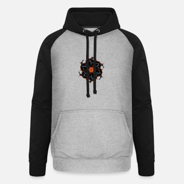 Element Combat of the elements / Combat elements - Unisex Baseball Hoodie