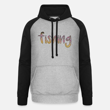 THE TROUT - Unisex Baseball Hoodie