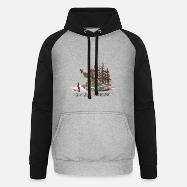 Us Ellie's Birthday The Last of Us Part II. Fan art - Sudadera con capucha de béisbol unisex