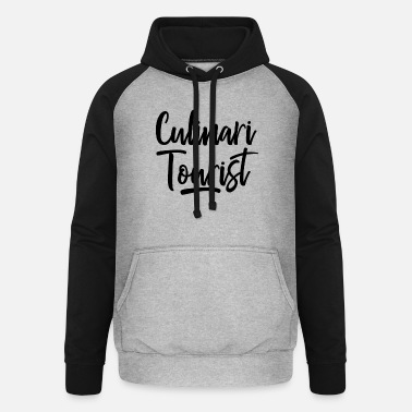 Tourism Culinary tourism - Unisex Baseball Hoodie