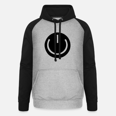 Standby Standby - On / Off - Unisex Baseball Hoodie