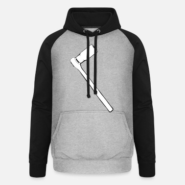 Ratchet Ratchet ratchet for the mechanic and locksmith - Unisex Baseball Hoodie