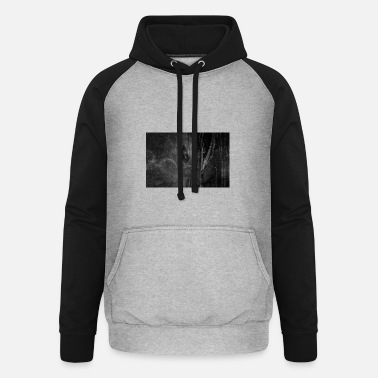 Astronaut Lost in space - Unisex Baseball Hoodie