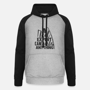 Fly-insect A coil expert can do it all - Unisex Baseball Hoodie