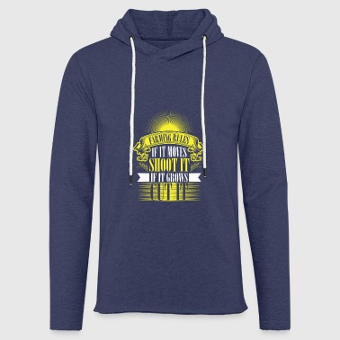 FARMING RULES - Light Unisex Sweatshirt Hoodie