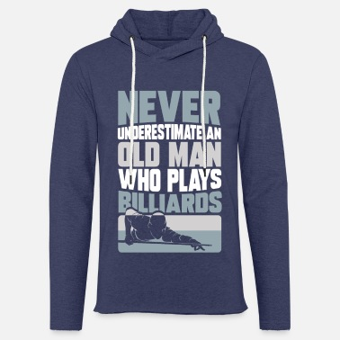 Queue billiards pool snooker billiard gift idea que - Unisex Sweatshirt Hoodie
