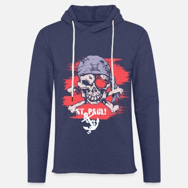St Pauli St Pauli Pirate Limited Edition - Unisex Kapuzen-Sweatshirt