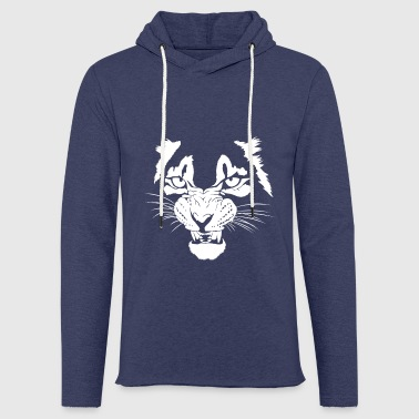 Tiger fight fighter sports team - Light Unisex Sweatshirt Hoodie